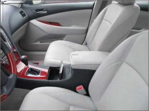 2007 Lexus ES 350 in Bethesda, MD Video