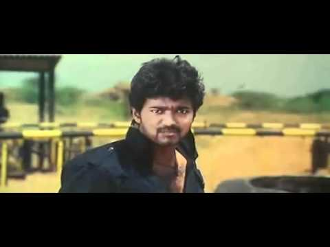 Kuruvi Mass Scene video