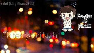 download lagu Tera Yaar Hoon Main Song Whatsapp Status  Whatsapp gratis