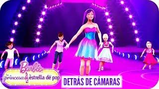 Barbie™ La Princesa y La Estrella de Pop | Detrás de Cámaras | Barbie