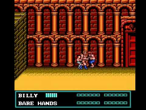 Double Dragon 3 Sacred Stone - Double Dragon 3 Sacred Stone (NES) - Vizzed.com Play - User video