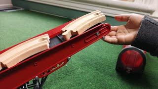Thomas Building Block, Wooden Train, Toys, Crane,Boat, Space,  Pepppa Pig, Kids, ASRM triggers