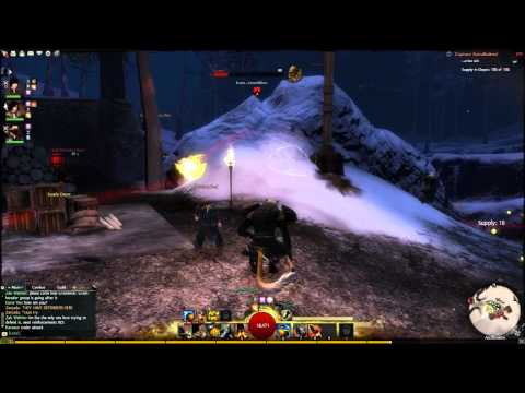 Guild Wars 2 BWE - WvWvW Highlights