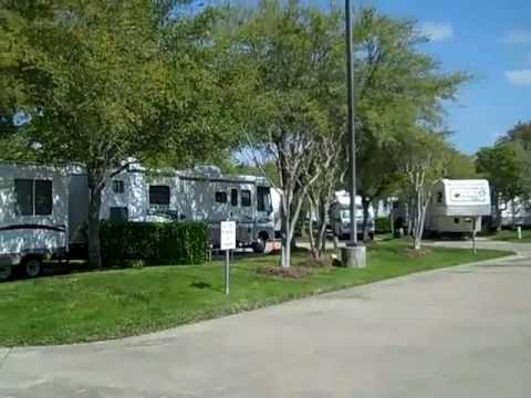 ALL STAR RV RESORT Houston Texas