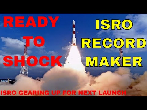 ISRO gearing up for next launch in November- December