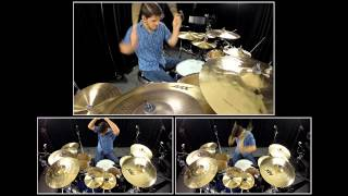 30 Seconds to Mars Video - Cobus - 30 Seconds To Mars - Closer To The Edge (Drums Only Version)
