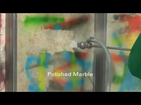 ECR solución para la limpieza de grafitis ahn servicio