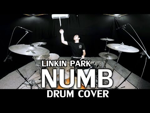 Linkin Park - Numb - Drum Cover by IXORA (Wayan)