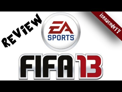 ► Review: Fifa 13 (iOS & Android)