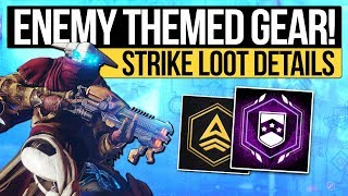 Destiny 2 News | UNIQUE NIGHTFALL LOOT! New Enemy Themed Gear, How to Get It & March Update Details!