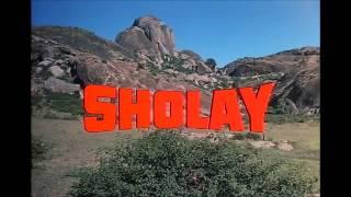 Sholay Harmonica Tune