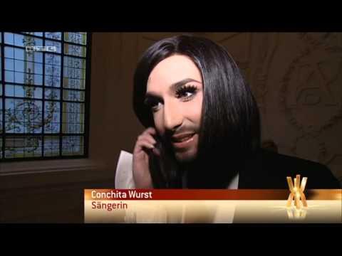 Conchita Wurst - Jean Paul Gaultier 28.1.2015
