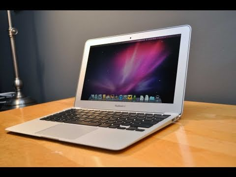 "Apple MacBook Air 11.6"": Unboxing"
