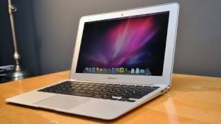 Apple MacBook Air 11.6: Unboxing