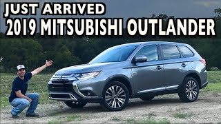 First Look: 2019 Mitsubishi Outlander on Everyman Driver
