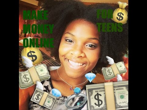 7 Ways to Make Money Online for Teens 13+ Guaranteed 30$+ weekly