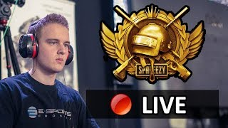 PUBG 1 Man Squad | !playclaw | Join my Twitch for Chat!