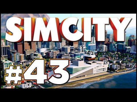 SimCity: Ep 43 - Arc de Triomphe!