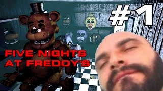 Pai de Família no Five Nights at Freddy