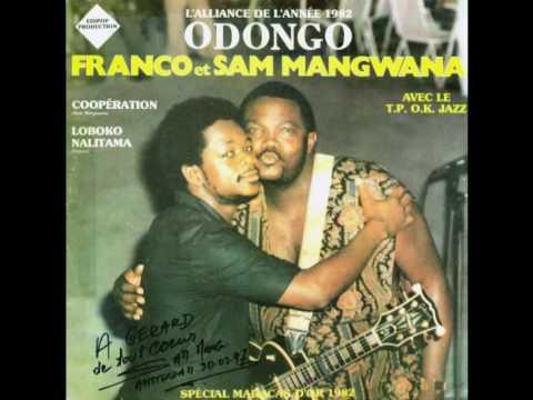 Odongo (Coopération) (Sam Mangwana) - Franco&le TPOK Jazz 1982