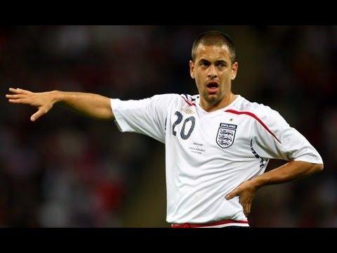 Joe Cole all England Goals