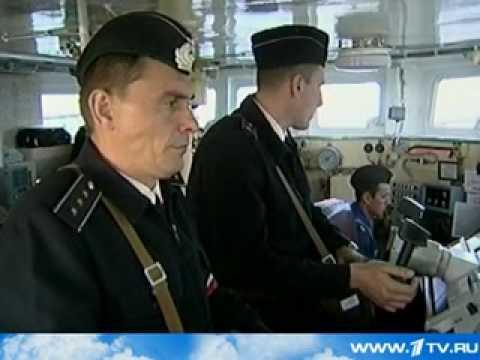 Черноморский флот. Учения