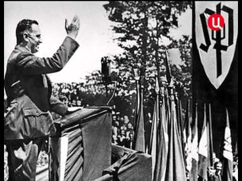 Заброшенный замок. Воспитание нацистской элиты. Фильм Леонида Млечина.