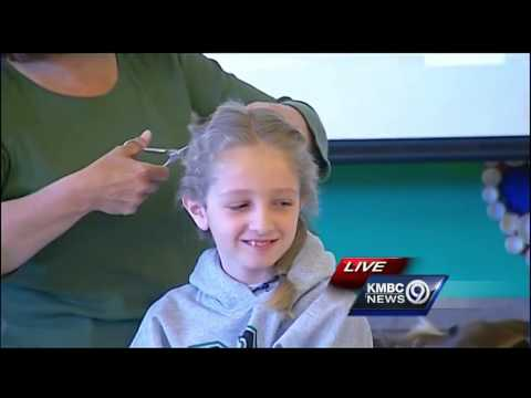 Northland boy grows out hair, donates it to help cancer patients