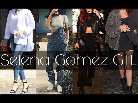 SELENA GOMEZ Fashion Get the Look 2017 // Emilie Maggie thumbnail