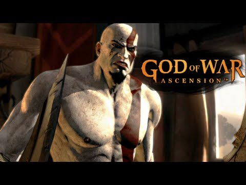 God of War: Ascension Story All Cutscenes Movie - God of War 4 Kratos