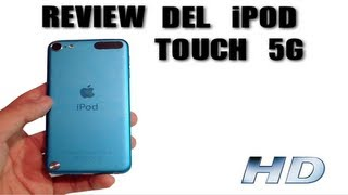 Review Completo del iPod Touch 5G en Español HD