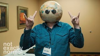 Inside a Flat Earth Conference