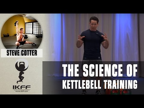 Steve Cotter - The Science of Kettlebell Training - Push/Pull Series Image 1
