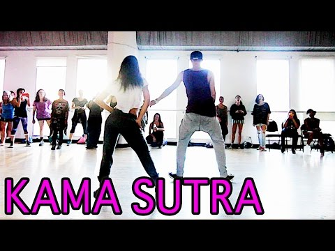 Kama Sutra - Jason Derulo Ft Kid Ink Dance Video | mattsteffanina Choreography video