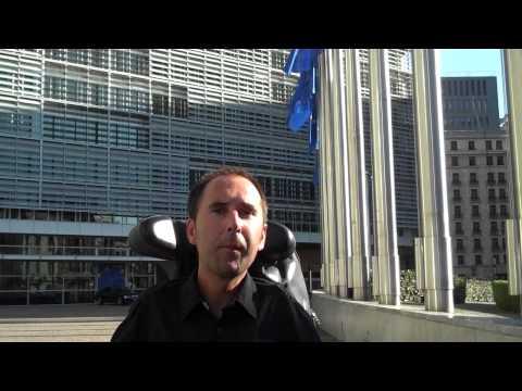 Video Blog - EU Accessible Tourism: Introduction - EU Commission - Brussels (BE)