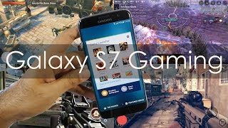 Samsung Galaxy S7 Edge Gaming Review & Game Tools