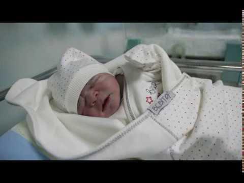 Doğum anı video