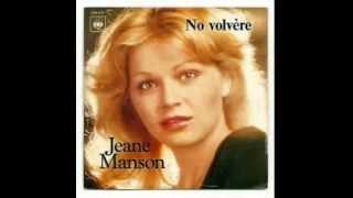 Jeane Manson - No Volvère