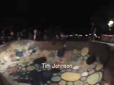 A night at Tim Kulas' Bowl. Video