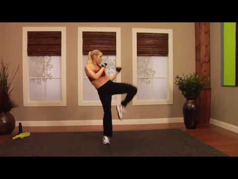 Fitness: Advanced Kickboxing Workout Class Image 1