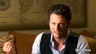 The Voice - Blake Shelton How he almost passed on 'The Voice'