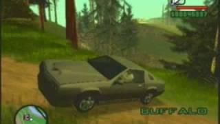 Carros para Exportação no GTA San Andreas Lista 1 2 e 3