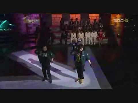Ss501 Vs  Super Junior Star Dance Battle video