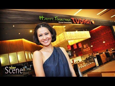 Tudari Korean Restaurant at Siam Paragon in Bangkok. Movie by Paul Hutton, Bangkok Scene.