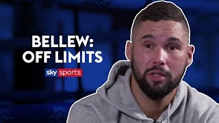 Tony Bellew on family tragedy, his tough upbringing, retirement & Usyk | OFF LIMITS