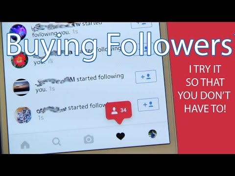 IS BUYING INSTAGRAM FOLLOWERS A SCAM? (Buzzoid Review)