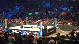 AJ Styles wins WWE World Championship at Backlash 2016