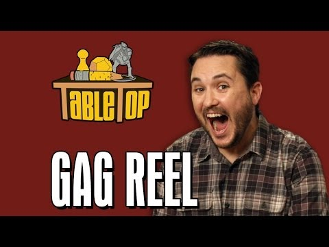 Unspeakable Words - Gag Reel - TableTop season 2 ep. 15