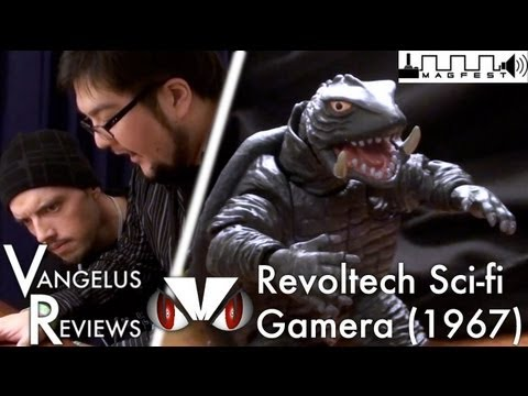 Revoltech Sci-Fi Gamera (1967) - Vangelus Review 165