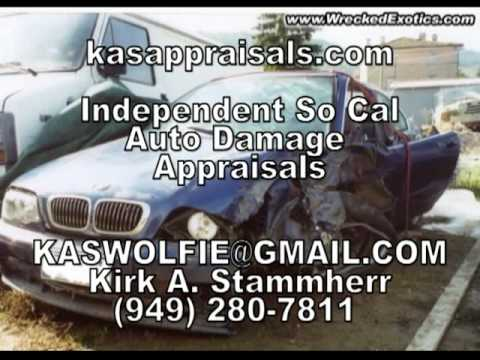 KAS Appraisal -Kirk Stammherr - 949 280 7811 - kasappraisals.com